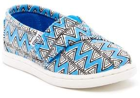 Toms Classic Chevron Slip-On Shoe (Baby, Toddler, & Little Kid)