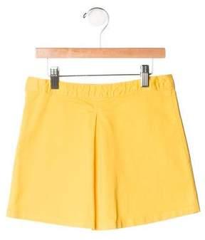 Petit Bateau Girls' Colorblock Skirt
