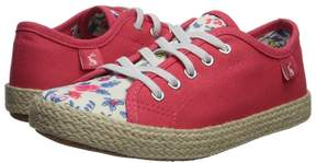 Joules Kids Play Espadrille Girls Shoes