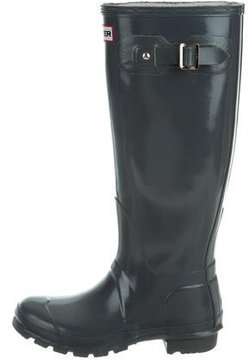 Hunter Gloss Rain Boots