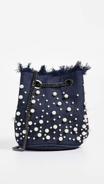 Deux Lux Pearl Bucket Bag