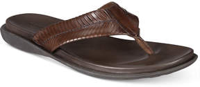 Kenneth Cole Men's Woven Thong Sandals Men's Shoes