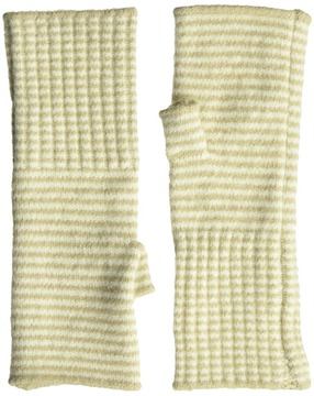 Echo Soft Stretch Mini Stripe Fingerless Gloves Dress Gloves
