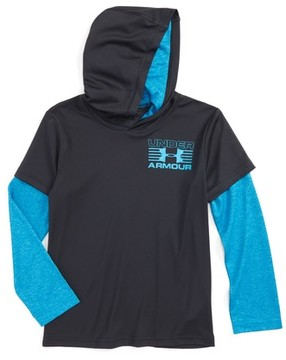 Under Armour Toddler Boy's Hooded T-Shirt