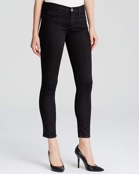 Current/Elliott Jeans - The Stiletto in Jet Black
