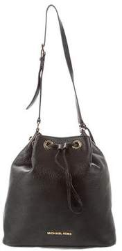MICHAEL Michael Kors Leather Bucket Bag