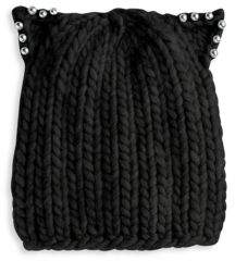 Eugenia Kim Felix Beaded Wool Beanie