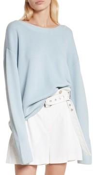3.1 Phillip Lim Women's Silk & Cotton Blend Sweater