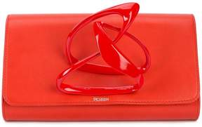 Perrin Paris X Zaha Hadid Loop clutch