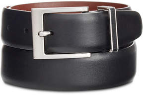 Perry Ellis Men's Portfolio Smooth Leather Belt