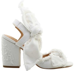 Bill Blass Carmen 90 Block Heel Sandal (Women's)