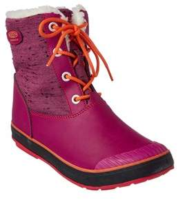 Keen Kids' Elsa Waterproof Boot.