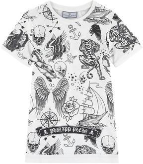 Philipp Plein Printed T-shirt