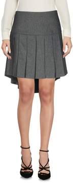 Messagerie Knee length skirts