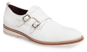 Mezlan Men's Davy Double Monk Strap Shoe