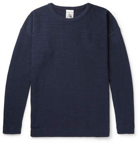 S.N.S. Herning Origo Ribbed Merino And Virgin Wool-Blend Sweater