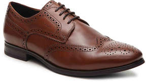 Geox Men's Albert Wingtip Oxford