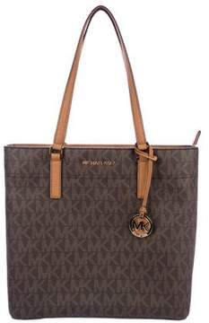 MICHAEL Michael Kors Medium Morgan Monogram Tote