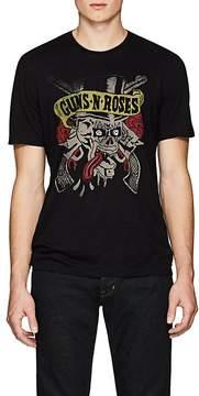John Varvatos Men's Graphic Cotton T-Shirt