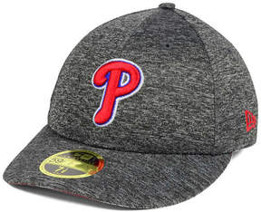 New Era Philadelphia Phillies Shadowed Low Profile 59FIFTY Cap