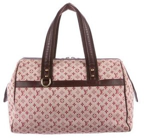 Louis Vuitton Mini Lin Josephine GM - RED - STYLE