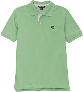 Brooks Brothers Boys' Solid Polo