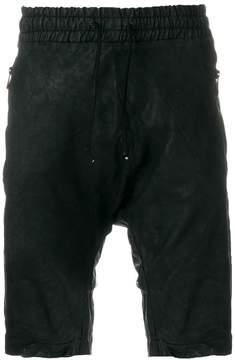 Giorgio Brato elastic waist shorts