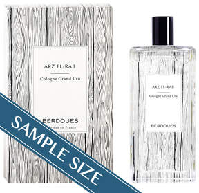 Berdoues Sample- Grand Cru - Arz El-Rab EDC by 0.7ml Fragrance)