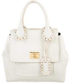 Emilio Pucci Leather Handle Bag