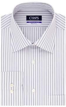Chaps Men's Regular-Fit No-Iron Stretch Spread-Collar Dress Shirt
