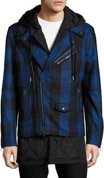 Diesel Black Gold Men's Jethron Zip Jacket