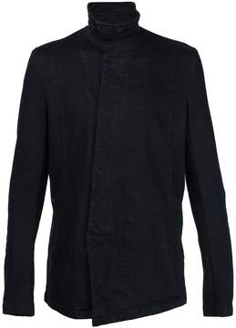 Julius off-centre zip jacket