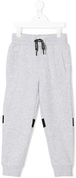 DKNY branded track trousers