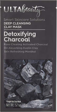 ULTA Detoxifying Charcoal Deep Cleansing Clay Mask