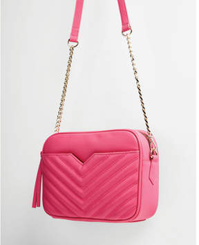 Express quilted camera bag
