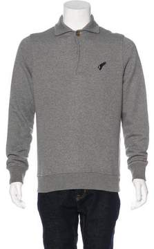 Michael Bastian Polo Sweatshirt