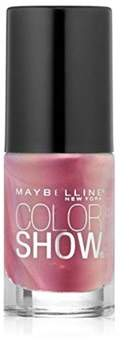 Maybelline Color Show Nail Lacquer Nail Polish, 111, Over-jeweled.