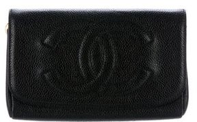 Chanel Timeless Caviar Cosmetic Case