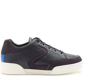 Stella McCartney Stella faux-leather low-top trainers