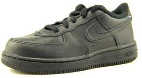 Nike Force 1 Toddler US 5 Black Sneakers