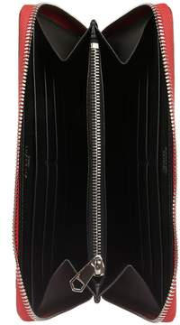 Givenchy Iconic Print Zip Around Wallet