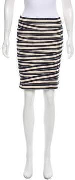 Boy By Band Of Outsiders Bodycon Mini Skirt