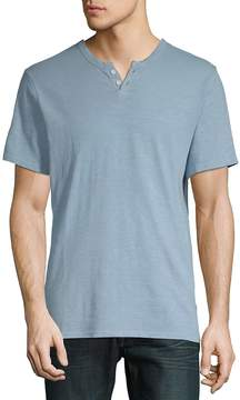 Joe's Jeans Men's Wintz Slub Henley Tee