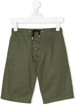 Marni drawstring knee-length shorts