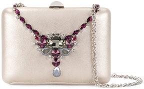 Rodo embellished clutch bag