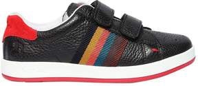 Paul Smith Leather Strap Sneakers