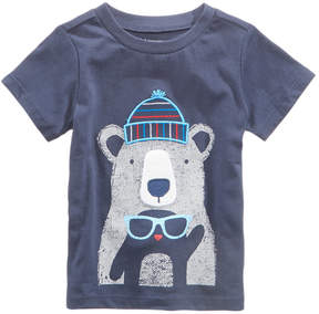 First Impressions Graphic-Print T-Shirt, Baby Boys (0-24 months), Created for Macy's