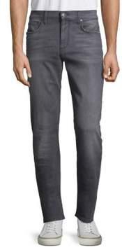 Joe's Jeans Buttoned Denim Jeans