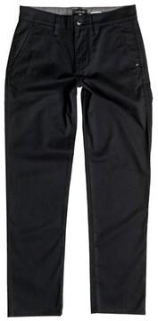 Quiksilver Boy's Regular Fit Everyday Union Pants