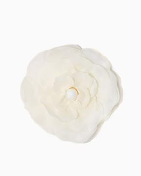 Charming charlie Camellia Chiffon Clip